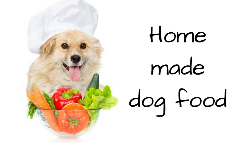 Home madedog food - Copy
